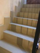 MICROCEMENTOS: TRABAJOS DE ARPE PINTURA DE ALTURA - ESCALERA ZONA COMUN HOTEL EME CATEDRAL