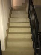 MICROCEMENTOS: TRABAJOS DE ARPE PINTURA DE ALTURA - ESCALERA ZONA COMUN HOTEL EME